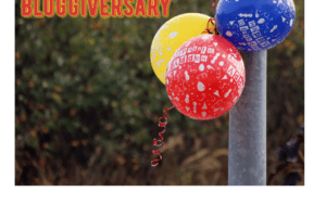 First bloggiversary