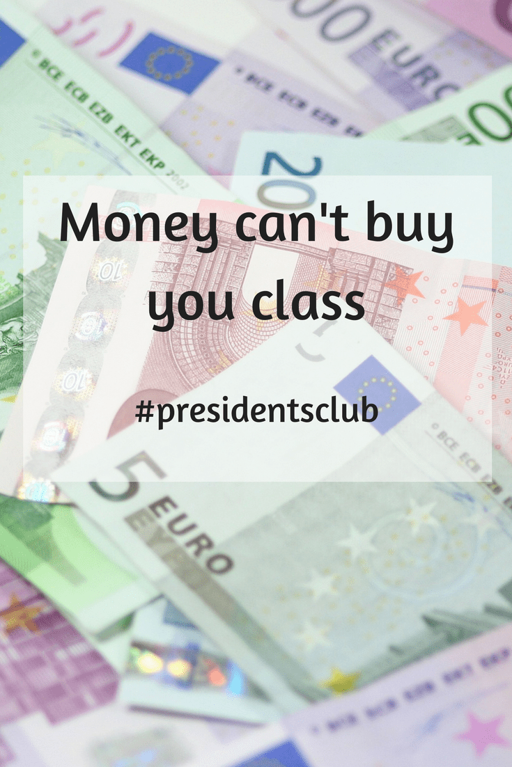 Following the revelations from the President's club ball here are my thoughts #presidentsclub #money #class #workingclass