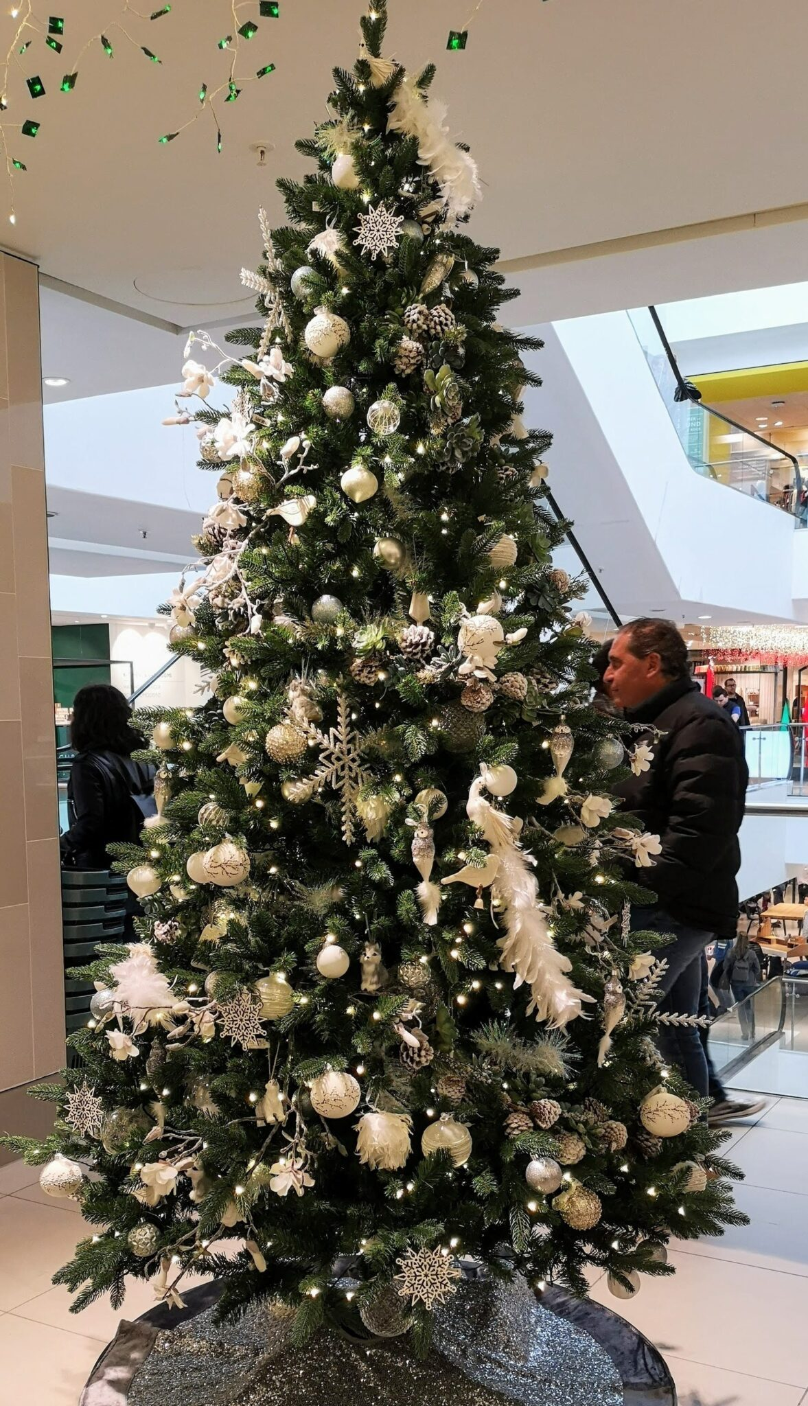 Christmas At John Lewis London The Incidental Parent