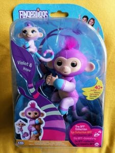 violet, hope, fingerlings, fingerlings bff