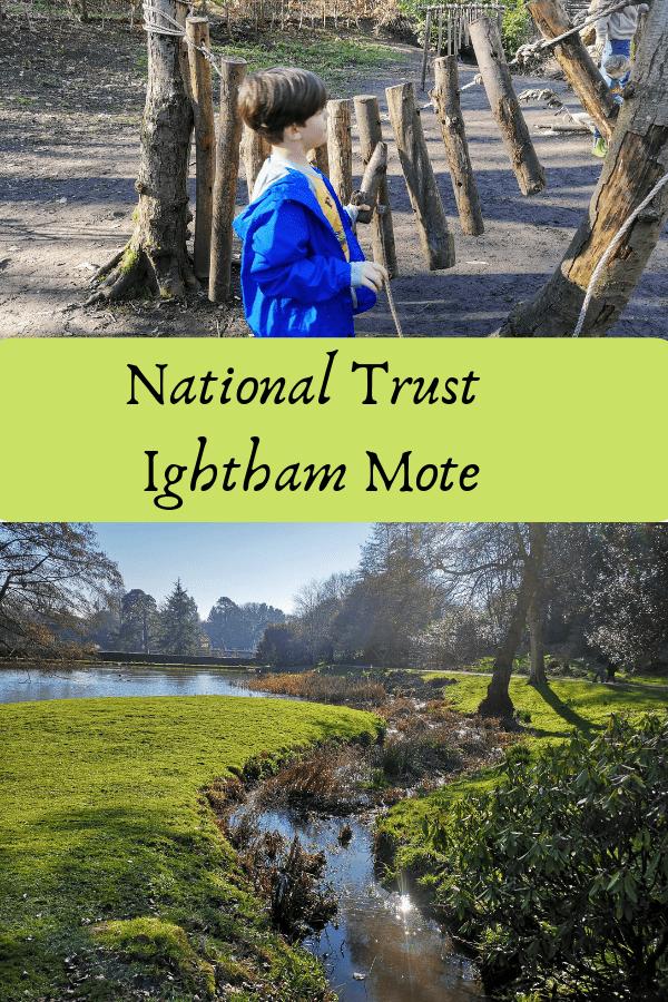 National Trust Ightham Mote Kent