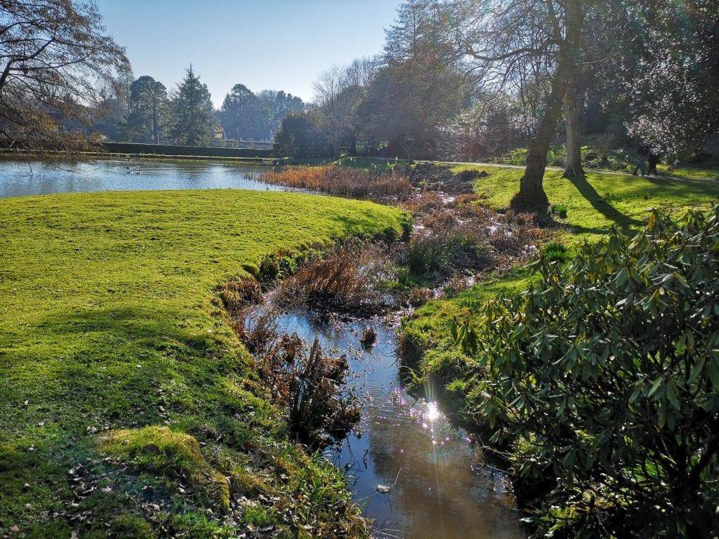 National Trust Ightham Mote, Kent