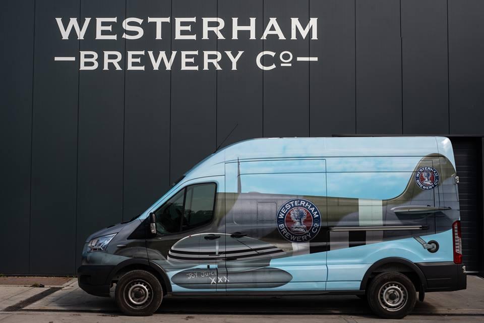 Westerham Brewery, Spitfire, ale, beer,