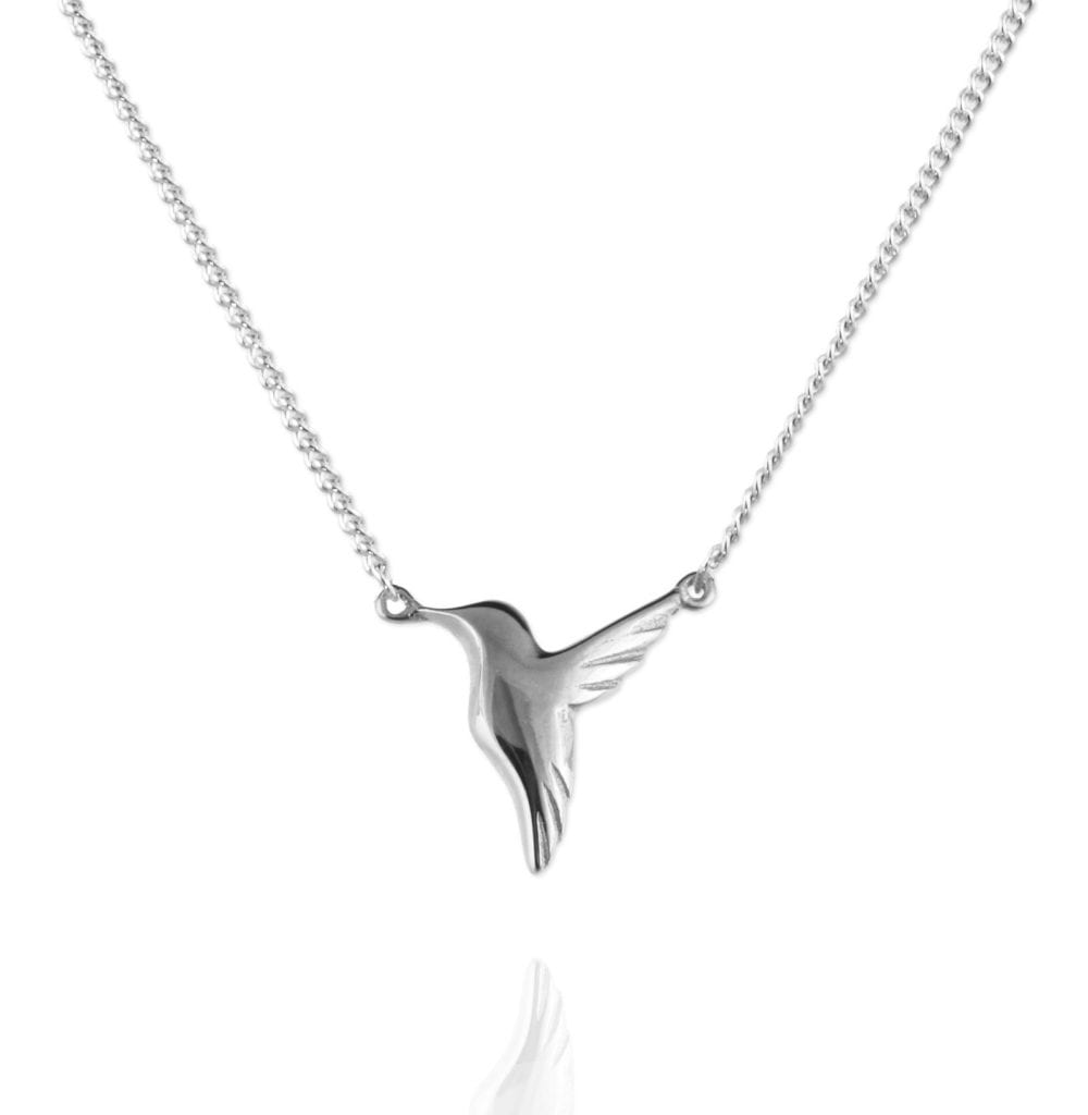 Jana Reinhardt Tiny Hummingbird necklace