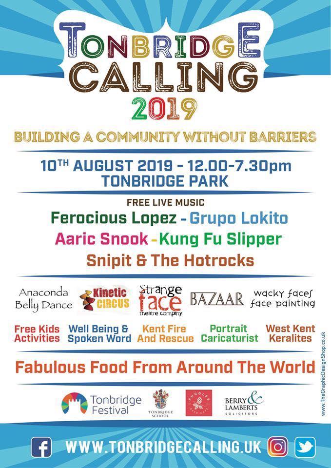 Tonbridge calling festival