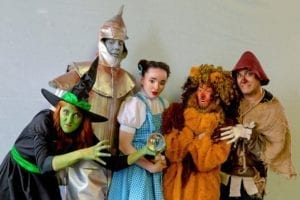 Wizard of Oz at Groombridge