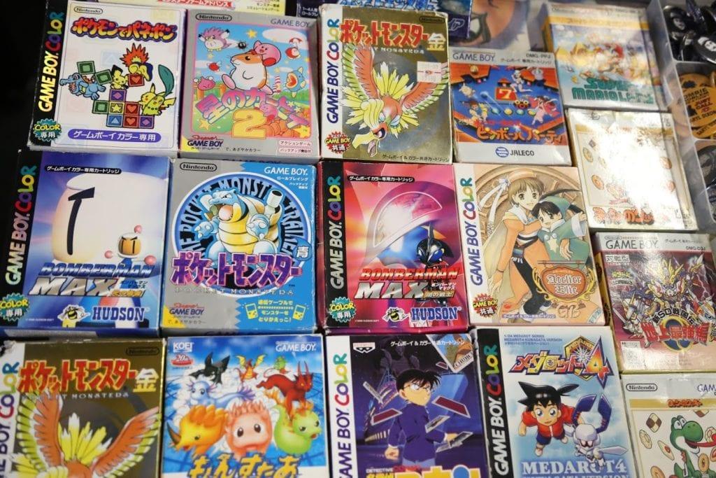 hyper japan, nintendo, retro gamers