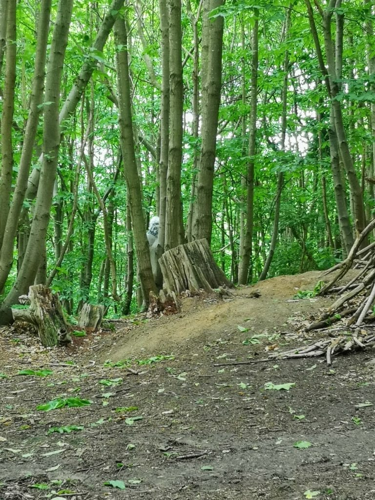 Riverhill Himalayan Gardens, Sevenoaks, Kent, days out review, yeti
