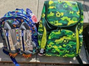 smiggle rucksacks, backpacks, school bags