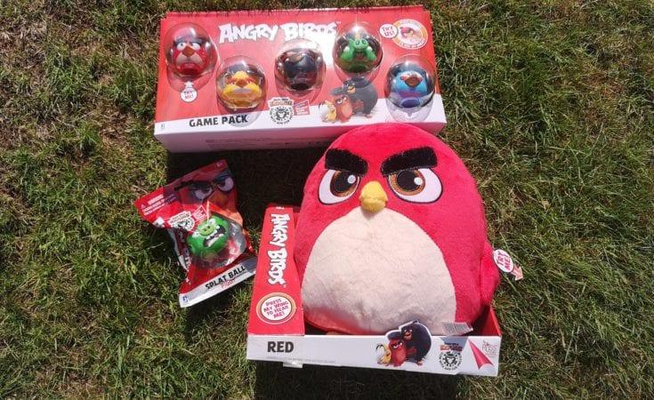 angry birds, angry birds 2, angry birds the movie, angry birds toys, angry birds merchandise, angry birds plush, angry birds playset