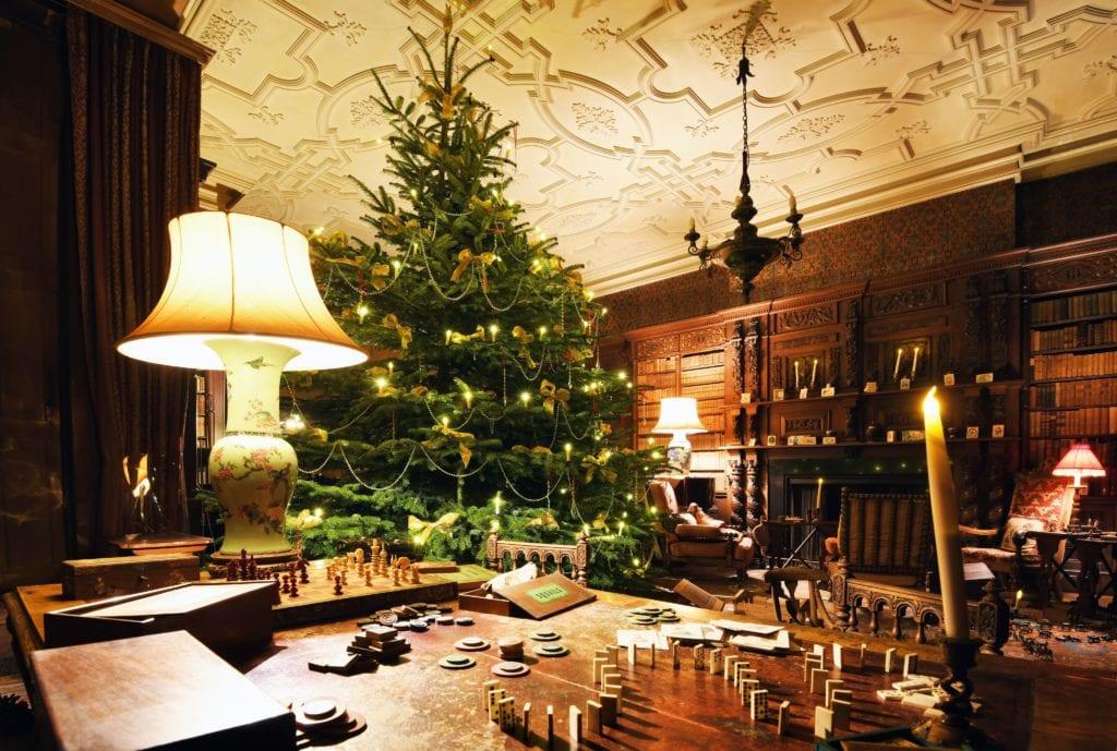 Scotney Castle National Trust Christmas