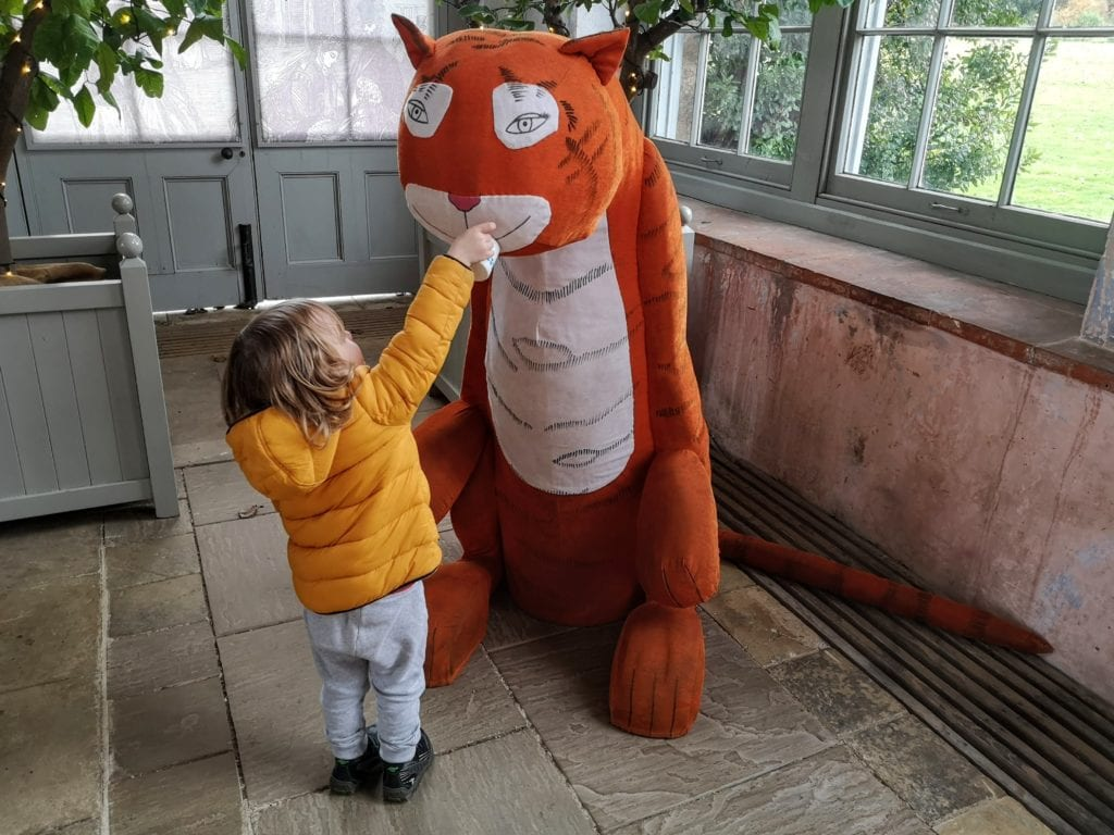 The Tiger Who Came to Tea, Knole Park, Judith Kerr, National Trust