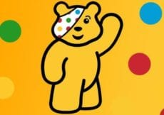 children in need, pudsey bear