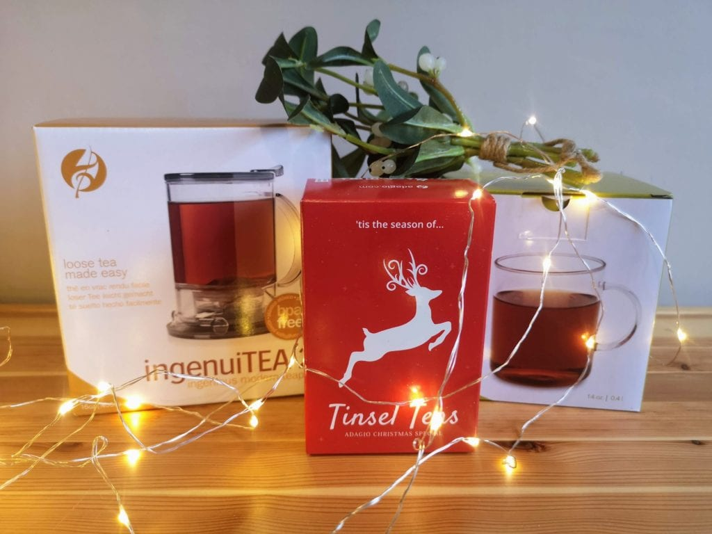 Christmas Gift Guide 2019 - Adagio Tea