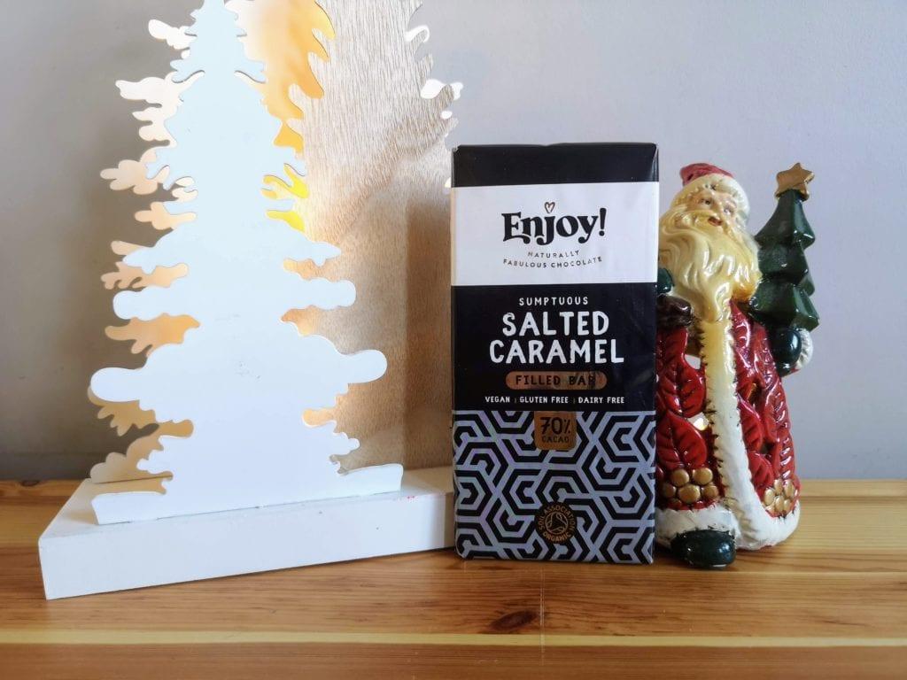 Christmas Gift Guide 2019 Vegan chocolate