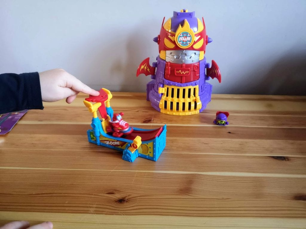 Superzings Series 3 play set