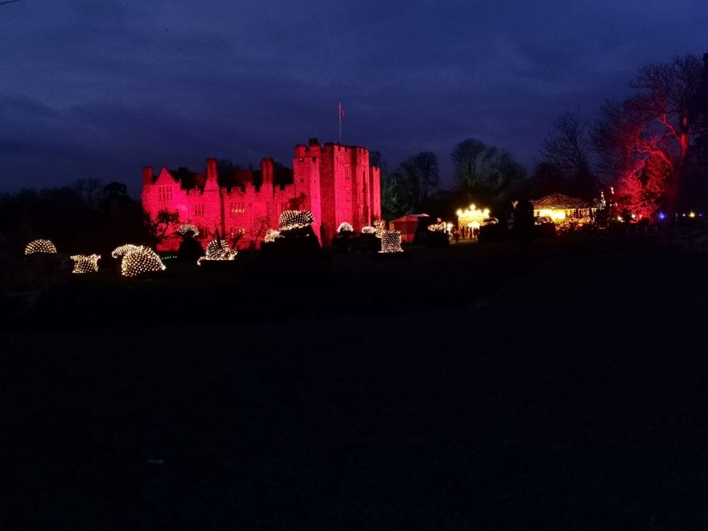 Hever Castle Christmas