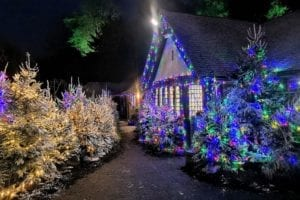 Hever Castle Christmas