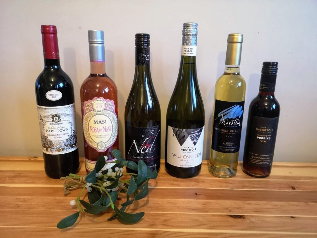 Christmas Gift Guide 2019 Wine