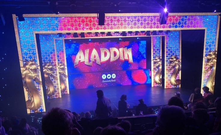 Sevenoaks Panto 2019 Aladdin
