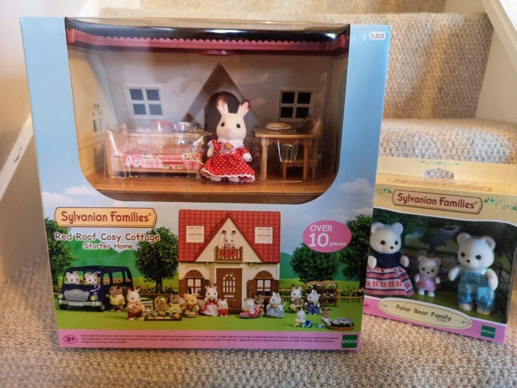 Christmas Gift Guide 2019 - Sylvanian Families