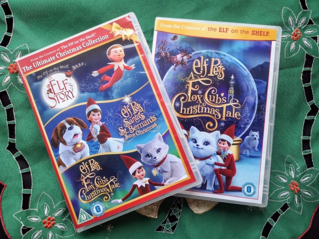 christmas gift guide - elf on a shelf films