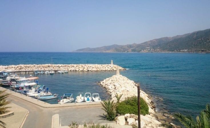 Cyprus port