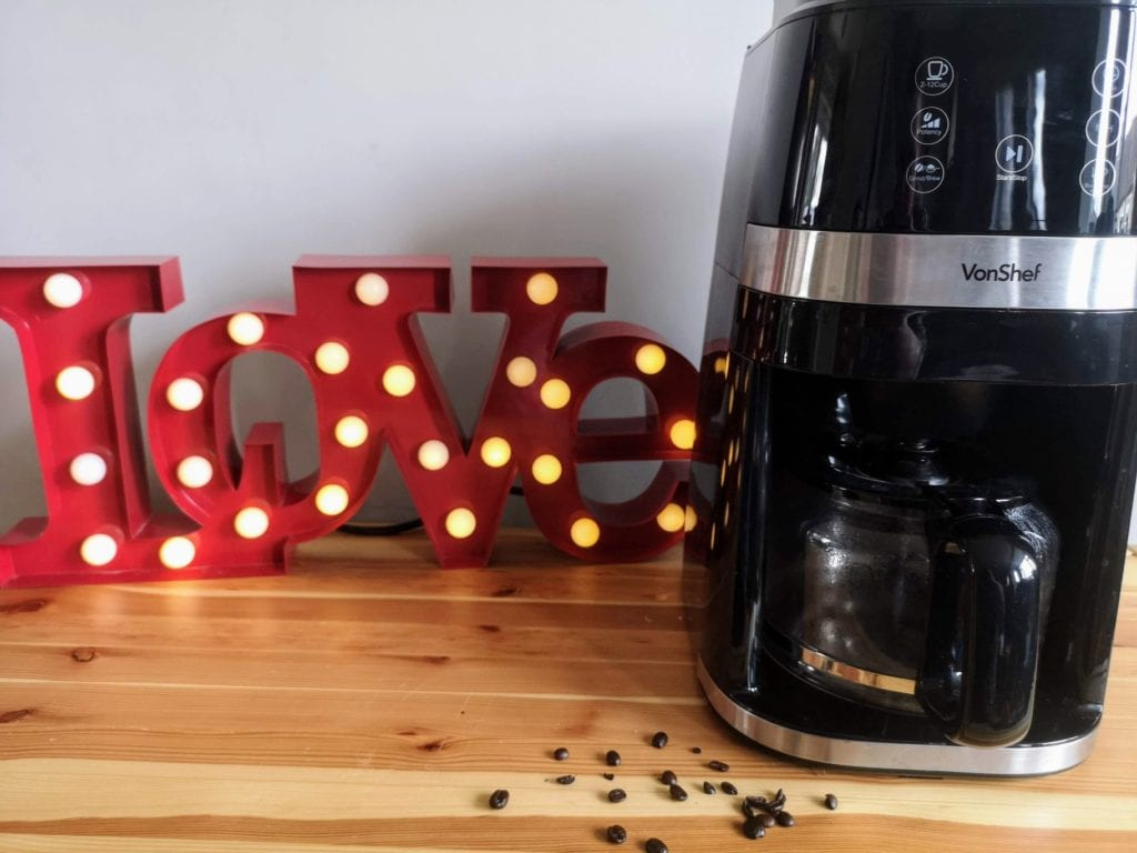 Valentines day gift ideas, coffee maker, bean to cup machine