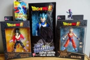 Dragonball toys, collectables, manga, anime