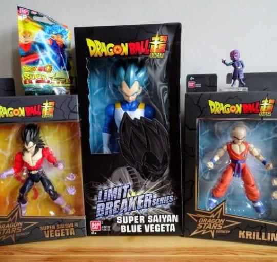 Dragonball toys, collectables, manga, anime