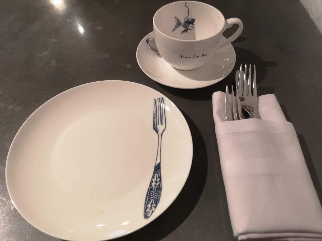 Whittard of Chelsea Covent Garden Tea Room London, Afternoon Tea