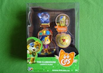 44 cats, nick jr, lampo's place, clubhouse playset,