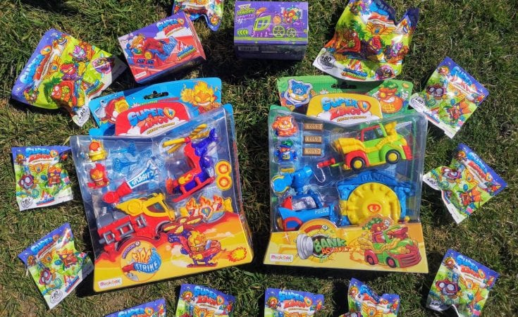 superzings, series 5, mission pack, blind bags, collectables, collectibles, pocket money toys, heroes vs villains, rare, ultra rare, blindbags, imaginative play