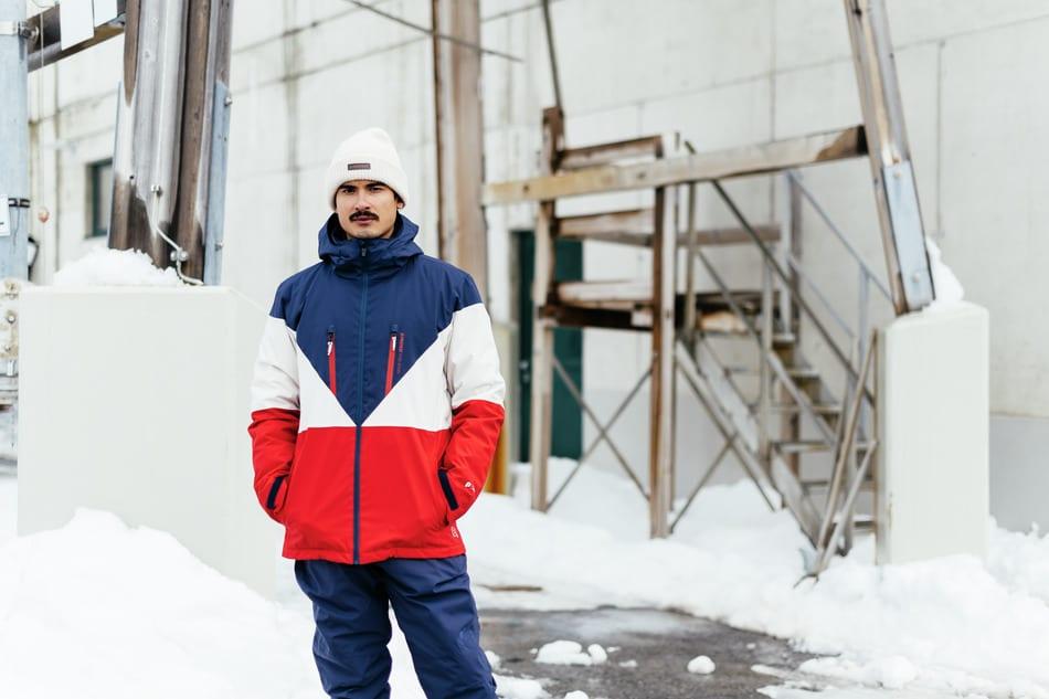 Protest ski wear men
