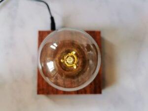 Floately Volta levitating light bulb